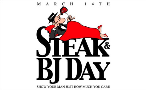 What is Steak&BJ Day Really About?