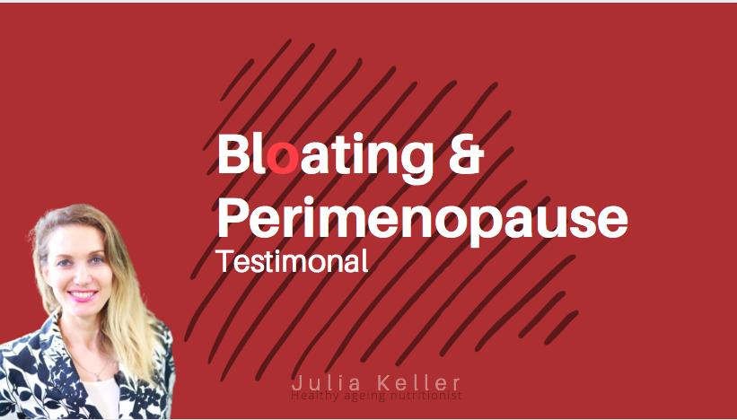 Karime's Testimonial: Perimenopause & Bloating